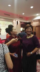 Consulat de Chine à MRS 2018